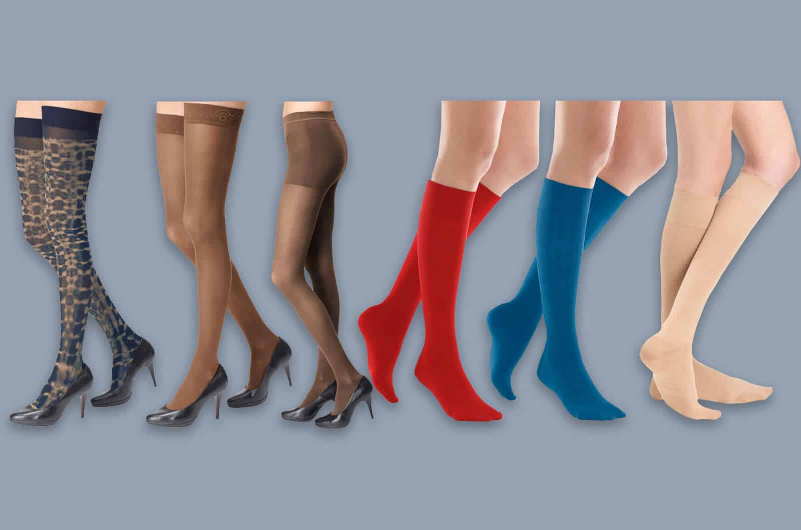 Medical Compression Stockings - York-Med Physiotherapy and wellness